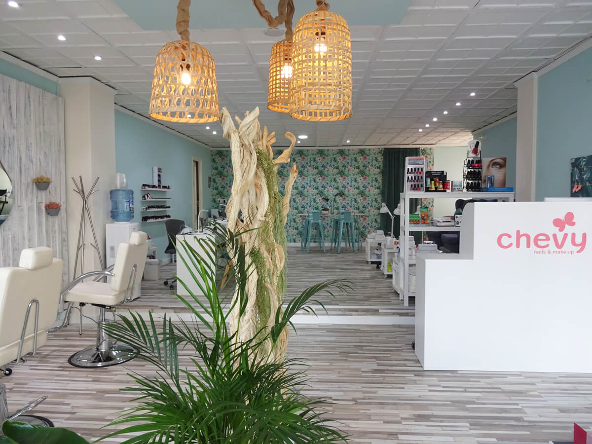 Chevy Nails & Make up en Caldas